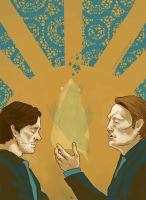 Hannibal : I don't hide from god by 666solitaryman