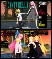 Youtube video - Cantarella by MadNimrod