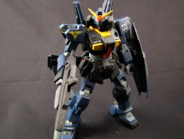 RX-178 Gundam MK II Titans Ver by clem-master-janitor