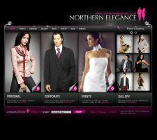 Northern Elegance by DOVeDesigns