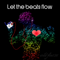 Let the beats Flow by wild-fire126