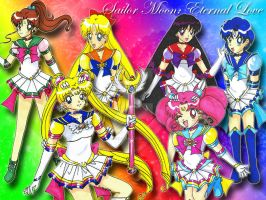 Sailor Moon Eternal Love-Inner by Magical-Mama