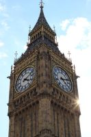 Big Ben by ComradeTwitch