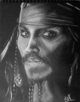 Captain Jack Sparrow by Gimix1974