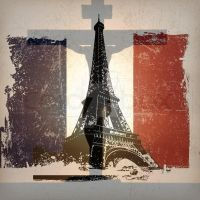 Stand Against Terrorists. PRAY FOR PARIS. by SophieaBaby