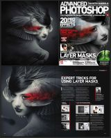 ADVANCED PHOTOSHOP Cover and tutorial by CGSoufiane