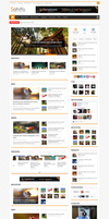 Sahifa WordPress Theme by mo3aser