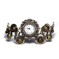 Steampunk watch bracelet 3 by CatherinetteRings