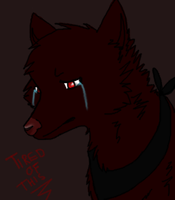 Tired Of This [Vent Art] by Crazylina