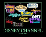 Disney Channel Sitcoms DESTROYIVATIONAL by Sephirath21000