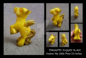 Timcanpy - Custom MLP by CrowMaiden