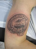 grey wash family crest by jamierees