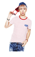 PNG: B1A4 Baro by chazzief