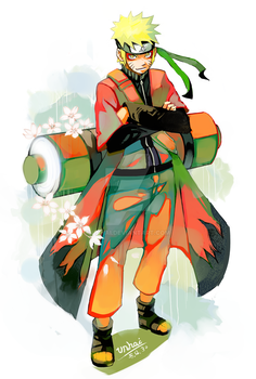 Naruto 430 New clothes by unhai