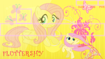 fluttershy PSP wallpaper by AC-whiteraven