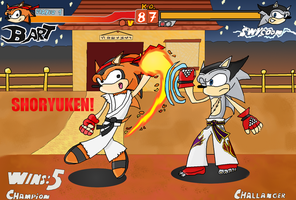 CE: Final round... FIGHT by SwycoonMTK