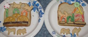 Even More Silly Sandwiches - Sandwich Artistry by technodrumguy