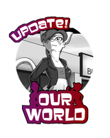 Our World page 19 is live! by Kuurion