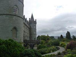 Inveraray Castle, Scotland by Bakanishi