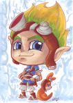 J+D PL: Jak and Daxter by KeyshaKitty