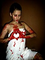 My Bleeding Heart by Nez-rox