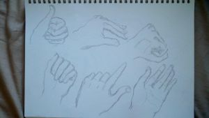 Hands study by PaulDS89