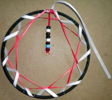 N7 dream catcher (type 2) by LainaInverse