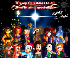 Merry Christmas 2010 by Lars99