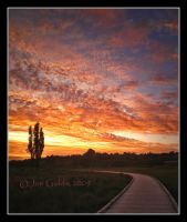 Road To Glory by JonGoldie