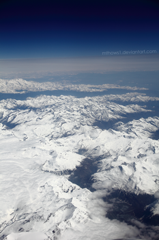 The Alps by mthows1