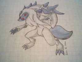 absol evolution fakemon by marinabay