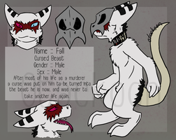 Fall - Reference Sheet by Otackoon