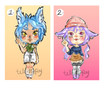[OPEN] Doodle Adopts by tilloppy