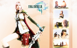 Final Fantasy XIII Release by CrossDominatriX5