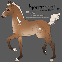 3797 Nordanner Foal by SWC-arpg