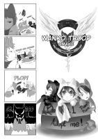 CR - Wanko Troop OMAKE by SapphireRhythm