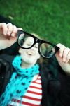 Looking Through the Lenses by Azolino