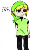 BEN Drowned by KittysWings