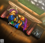 Warm Sleep by ElMutanto