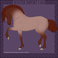 Winter Import #691 by DovieCaba