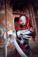 Trinity Blood by kisara-nyan