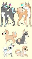 Breedable pups adoption 17 by MichelsAdoptions