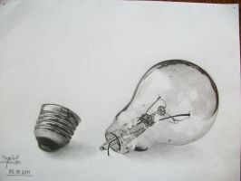 light-bulb by croatian-artist-girl