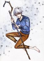 Jack Frost by MaryIL