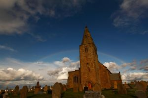 Northumberland Church by scotto