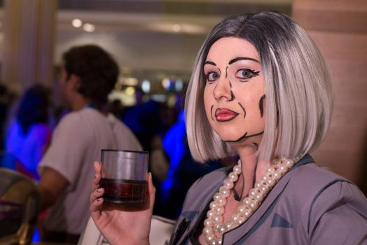 Malory Archer by mkparksphotography