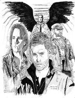 Supernatural 2 Final by StevenWilcox