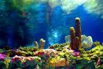 Coral Reef by MyLaundryStinks