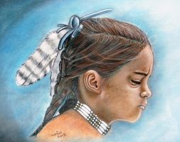 native child by ADRIANSportraits