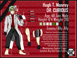 RS: Hugh/Dr. Curious by BigMommaT